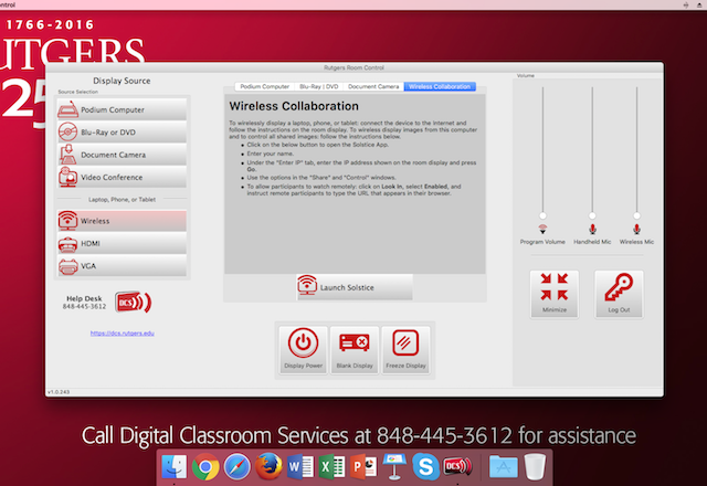 Solstice Wireless Display Sharing | Digital Classroom Services